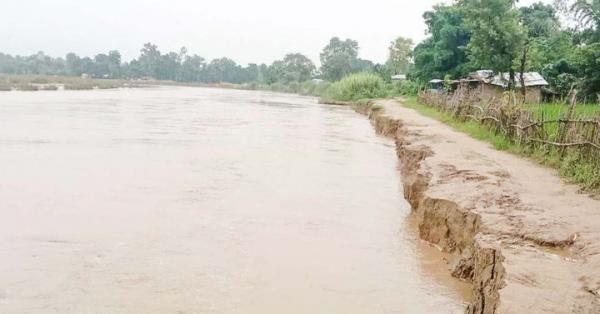 663 Houses In Tanahun At Risk Of Flooding