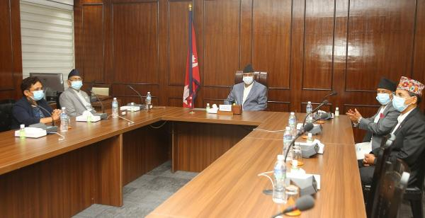 Cabinet decides to publish details of COVID-related expenses by Oli govt