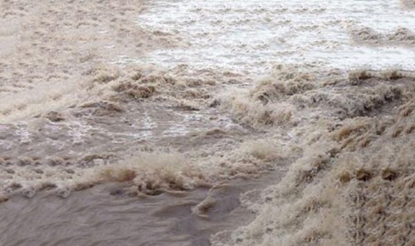 Flood Sweeps Away One House, Leaves 45 More At Risk  in Myagdi