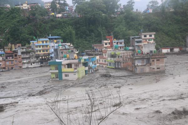 Melamchi Flood: Seven Dead, Two Bodies Recovered