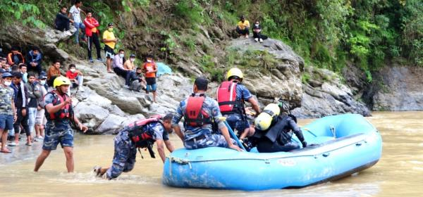 Two Found Dead, Three Still Missing In Rivers