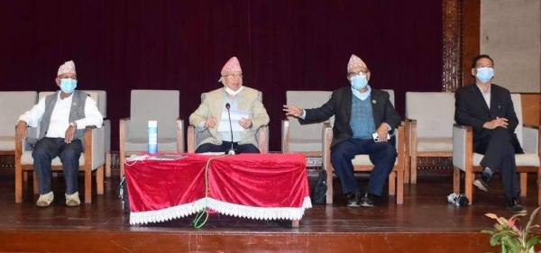 Nepal Elected As Parliamentary Party Leader Of CPN Unified Socialist